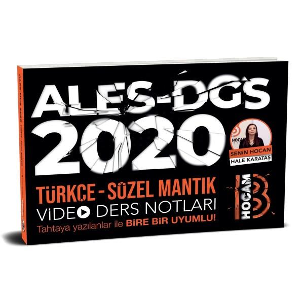 Benim Hocam 2020 ALES DGS Türkçe Sözel Mantık Video Ders Notları