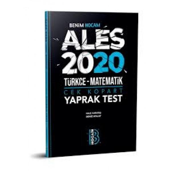 Benim Hocam 2020 ALES Çek Kopart Yaprak Test