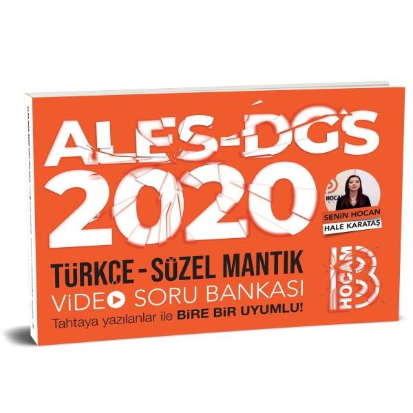 Benim Hocam 2020 ALES DGS Türkçe Sözel Mantık Video Soru Bankası