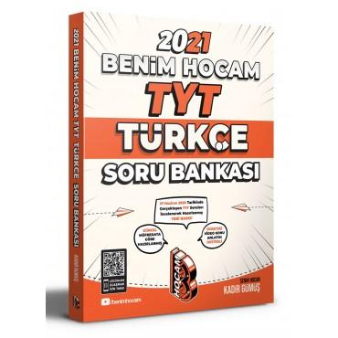 Benim Hocam 2021 TYT AYT Türkçe Soru Bankası