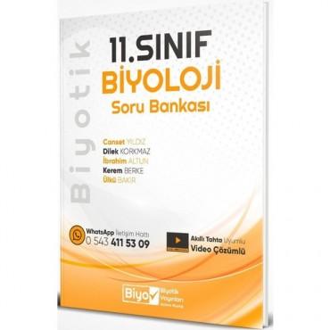 11.SINIF BİYOTİK BİYOLOJİ S.B. - 2020