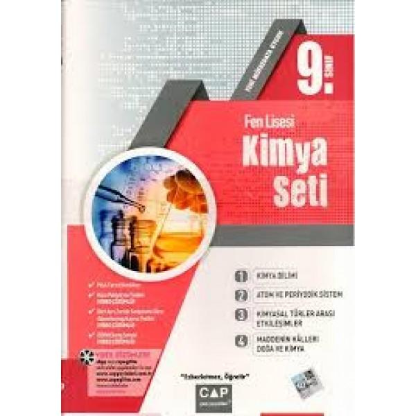 9.SINIF FEN LİSESİ KİMYA SETİ - 2021