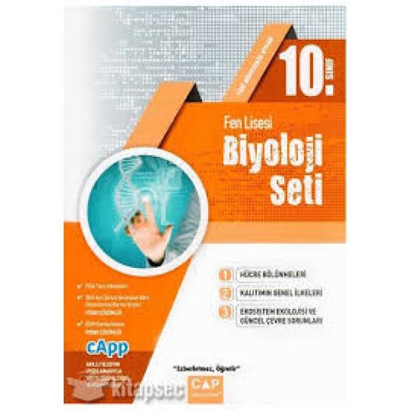 10.SINIF ÇAP  BİYOLOJİ SETİ -2021