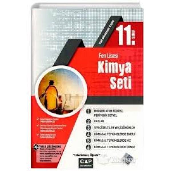 11.SINIF ÇAP FEN LİSESİ KİMYA SETİ -2021