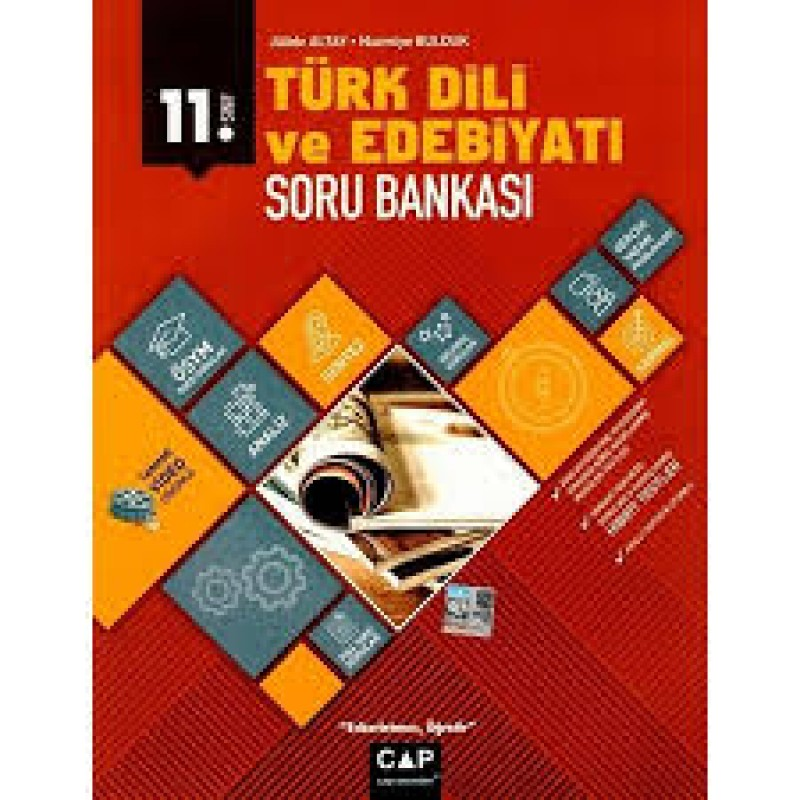11.SINIF ÇAP SORU BANKASI  T.DİLİ EDEBİYATI - 2021