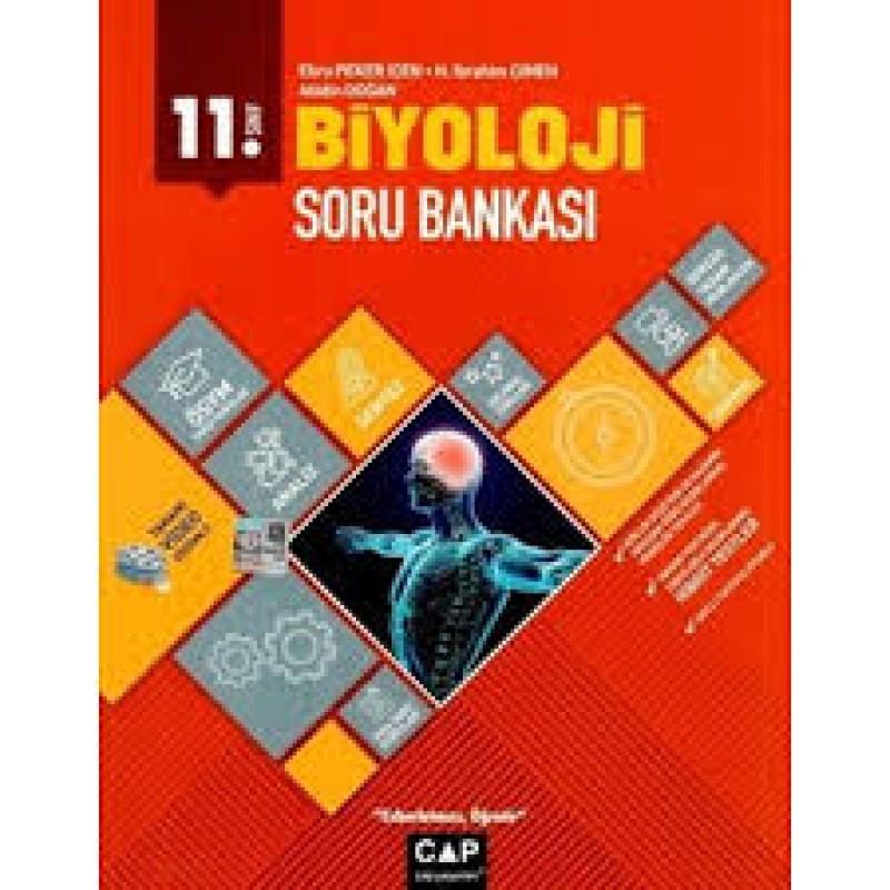 11.SINIF ÇAP SORU BANKASI BİYOLOJİ - 2021