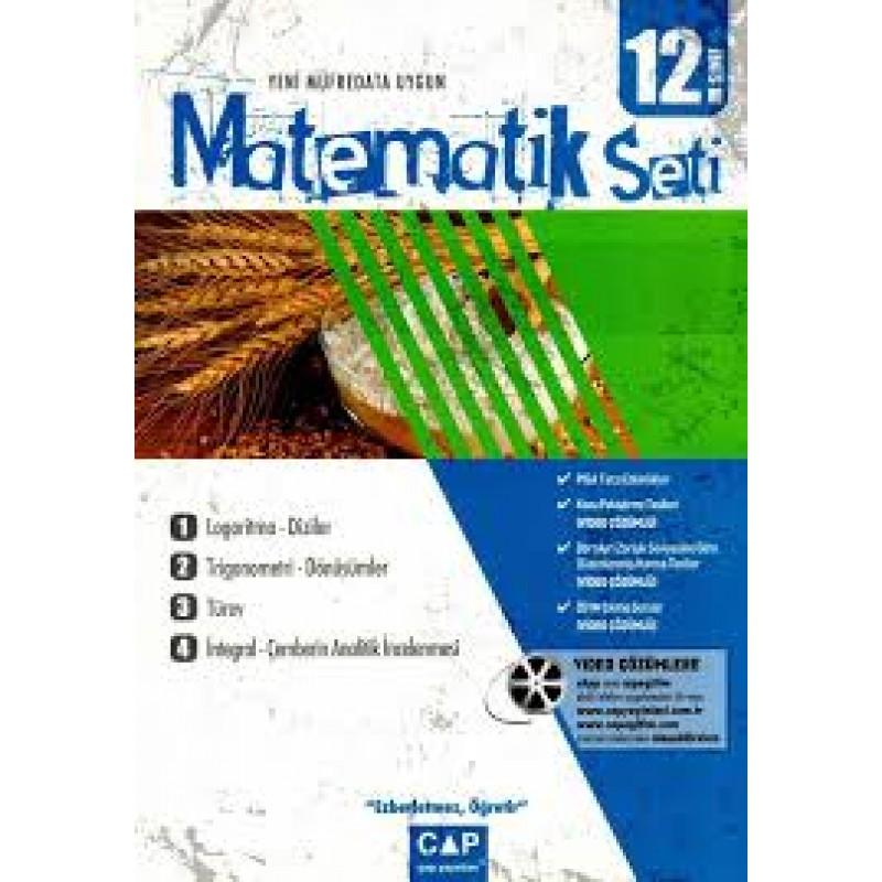 12.SINIF ÇAP MATEMATİK  SETİ -2020