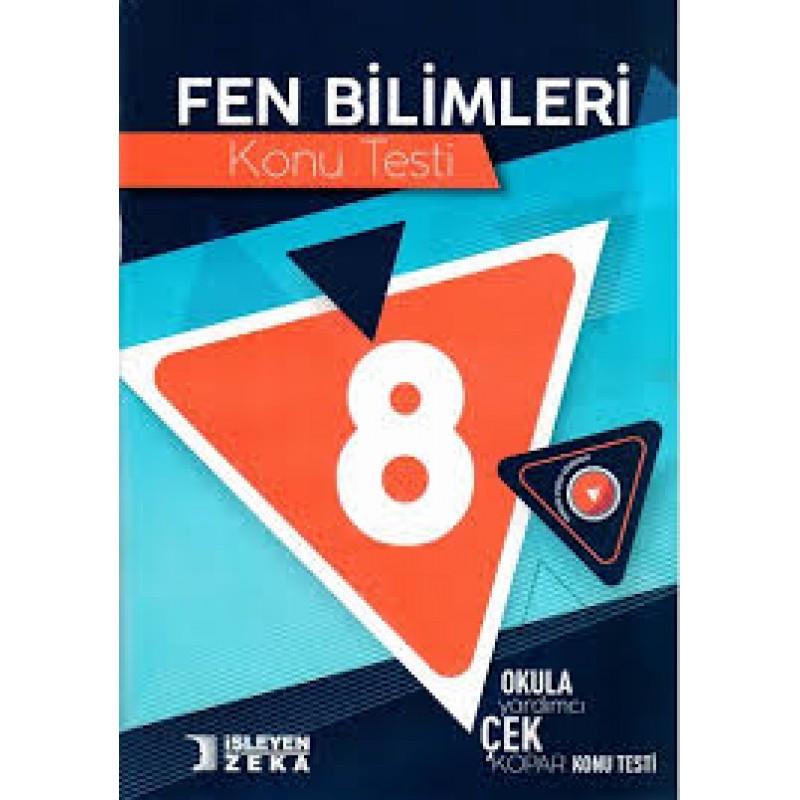 8.SINIF ÇEK KOPART YAPRAK TEST FEN BİLİMLERİ