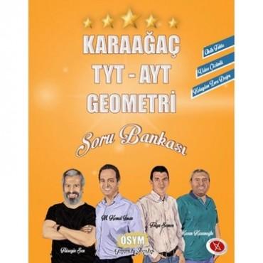 Karaağaç AYT TYT Geometri Soru Bankası