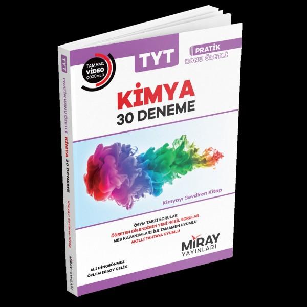 Miray TYT Kimya 30 Deneme