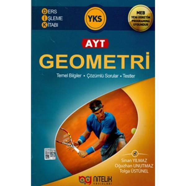 Nitelik AYT Geometri Ders İşleme Kitabı