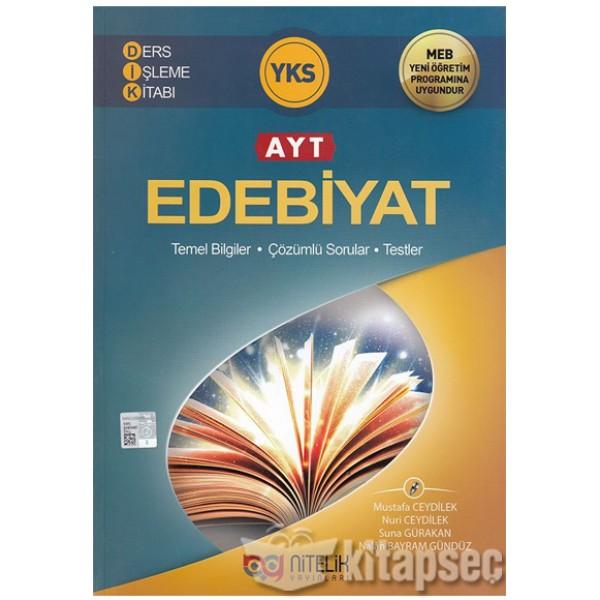 Nitelik AYT Edebiyat Ders İşleme Kitabı