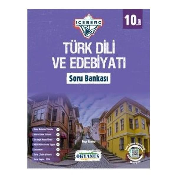 Okyanus 10. Sınıf Iceberg Türk Dili ve Edebiyatı Soru Bankası