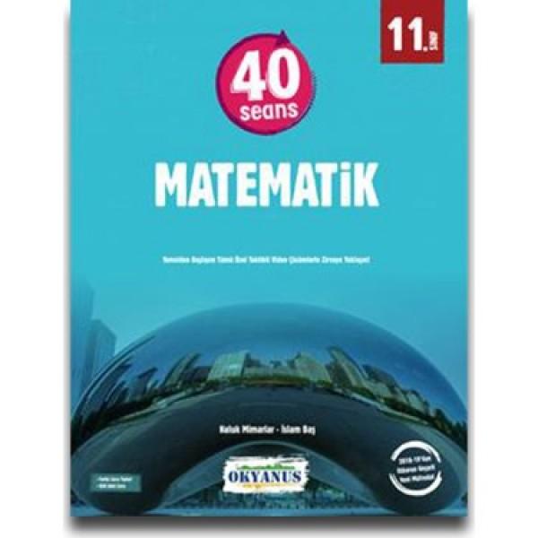 Okyanus 11. Sınıf 40 Seansta Matematik