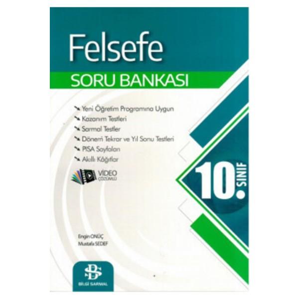 10.SINIF BİLGİ SARMAL SORU BANKASI FELSEFE - 2020