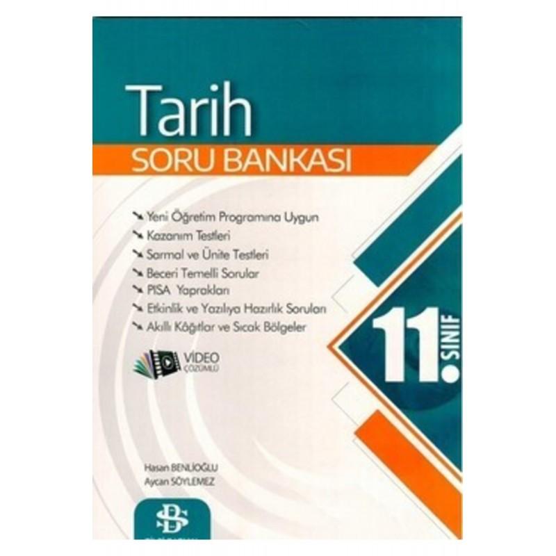 11.SINIF BİLGİ SARMAL SORU BANKASI TARİH - 2020
