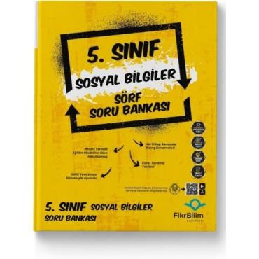 5.SINIF FİKRİBİLİM SOSYAL BİLGİLER SORU BANKASI