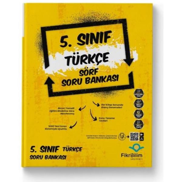 5.SINIF FİKRİBİLİM TÜRKÇE SORU BANKASI