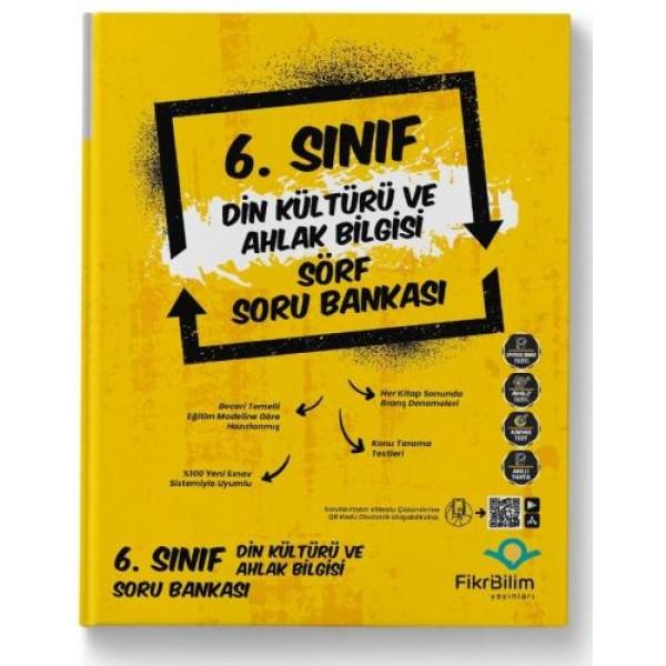 6.SINIF FİKRİBİLİM DİN KÜLTÜRÜ SORU BANKASI