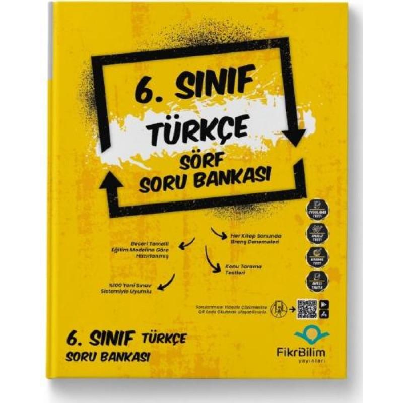 6.SINIF FİKRİBİLİM TÜRKÇE SORU BANKASI