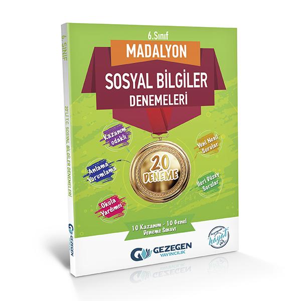 6.SINIF20' Lİ SOSYAL BİLGİLER DENEMELERİ