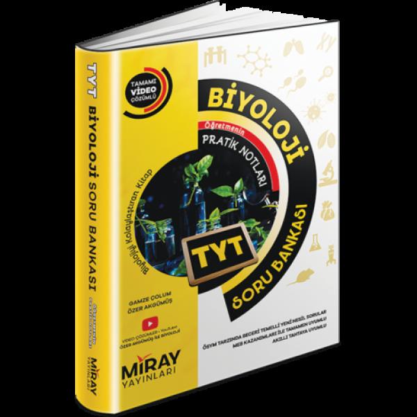 Miray TYT Biyoloji Soru Bankası