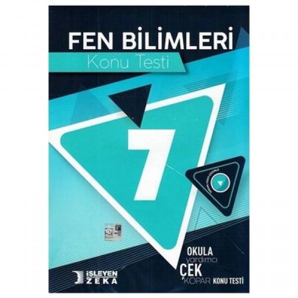 7.SINIF ÇEK KOPART YAPRAK TEST FEN BİLİMLERİ