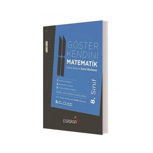 8. Snf. Göster Kendini Soru Bankası / Matematik
