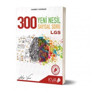 8. SINIF 300 YENİ NESİL SAYISAL SORU BANKASI