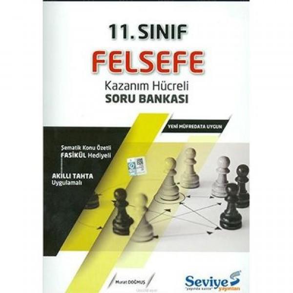 SEVİYE YAYINLARI 11.SINIF FELSEFE KAZANIM HÜCRELİ SORU BANKASI