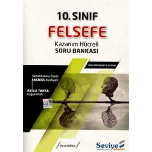 SEVİYE YAYINLARI 10. SINIF FELSEFE KAZANIM HÜCRELİ SORU BANKASI