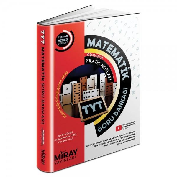 Miray Yayınları TYT Matematik Soru Bankası Tamami Video Çözümlü