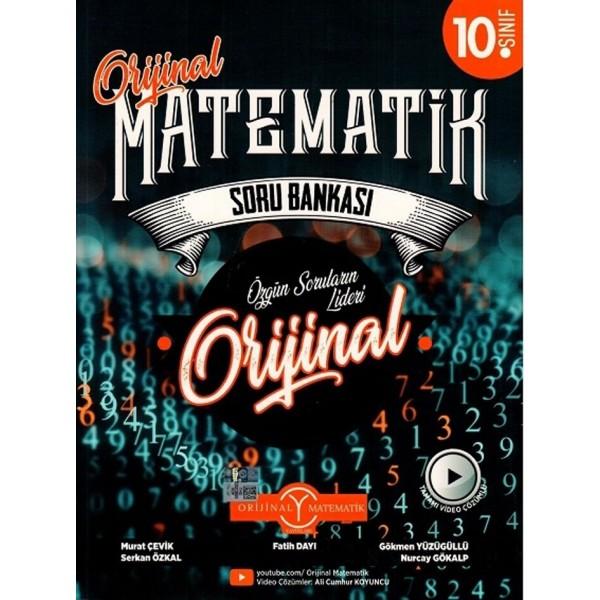 Orijinal Yayınları 10. Sınıf Orijinal Matematik Soru Bankası