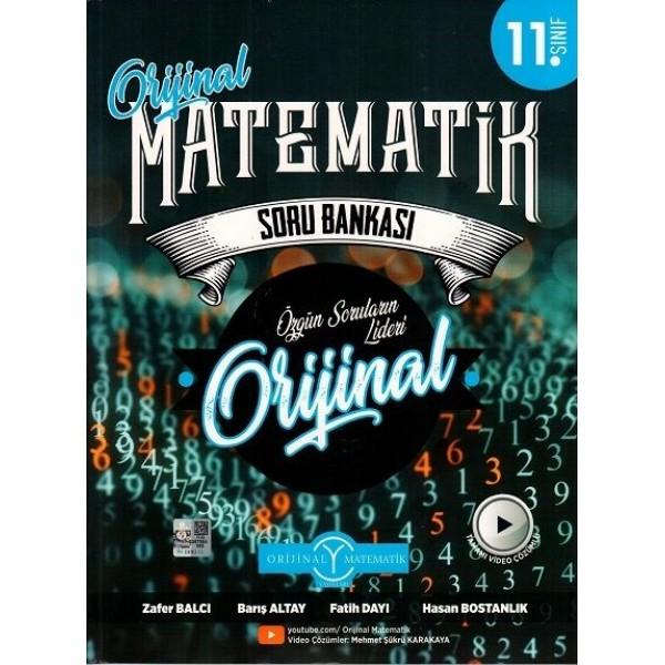 Orijinal Yayınları 11. Sınıf Matematik Orijinal Soru Bankası