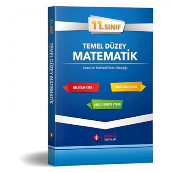 Sonuç 11. Sınıf Temel Düzey Matematik Tek Kitap