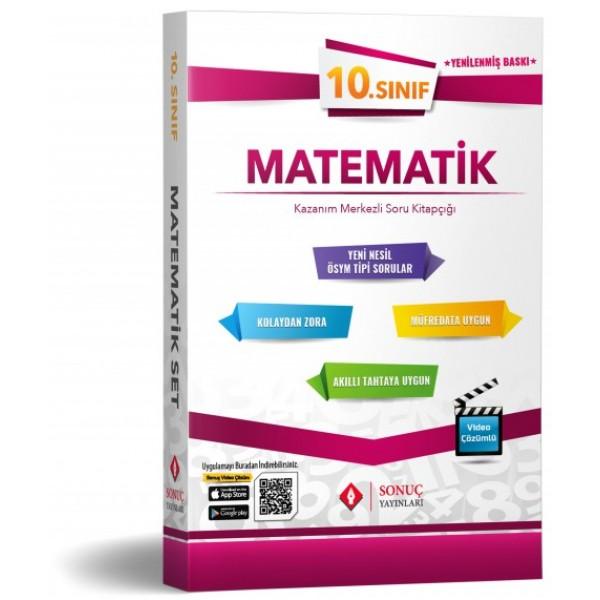 Sonuç 10. Sınıf Matematik Set