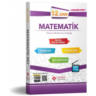 Sonuç 12. Sınıf Matematik Set